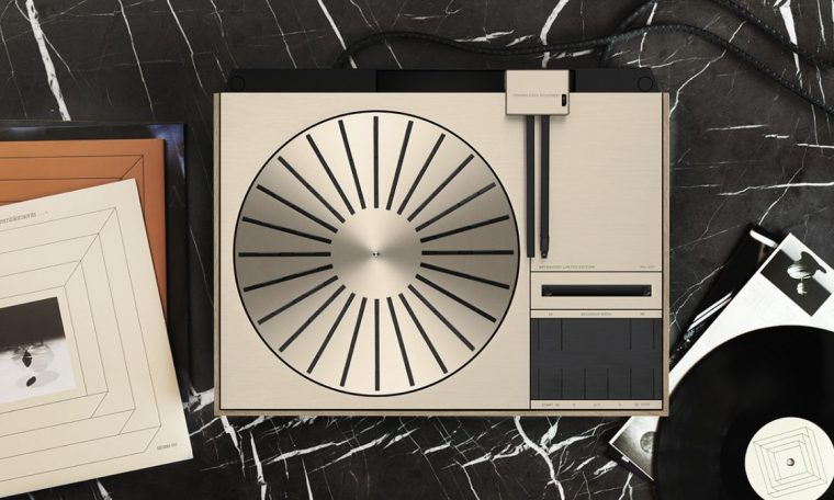 Bang and Olufsen's latest turntable deer is from the golden age of vinyl - but it will cost you