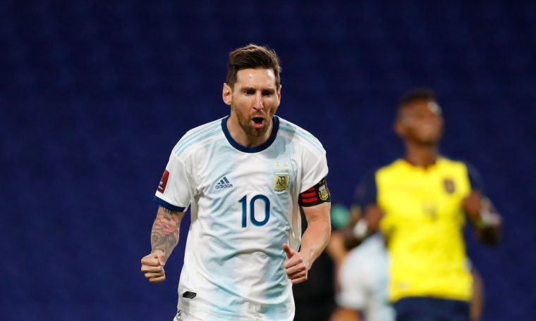 Bolivia vs Argentina live stream (10/13/20): Watch Campbell online to qualify for the 2022 FIFA World Cup, en vivo | Time, TV, channels