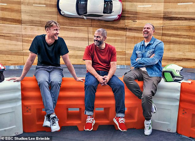Paddy McGuinness, Chris Harris and Andrew Freddie Flintoff need a better name because they can't keep calling their tribute to Top Gear (BBC 1).