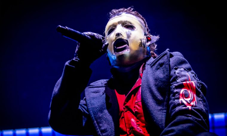 Corey Taylor says Slipknot has started planning for her next album