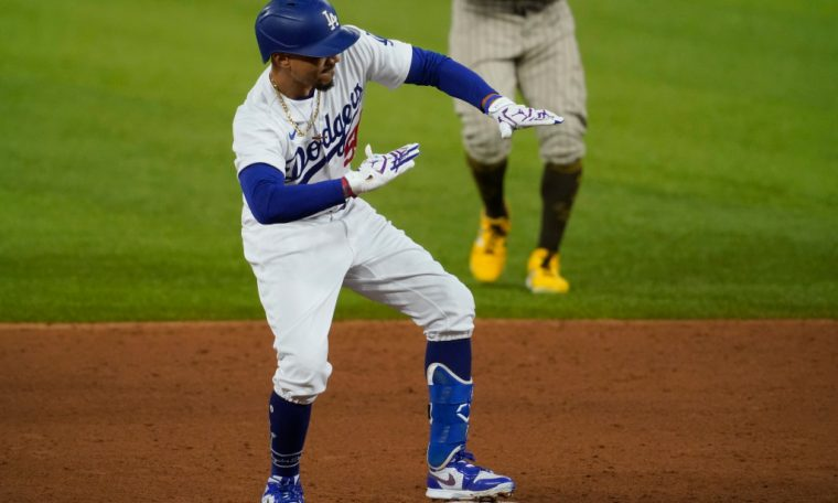 Dodgers don't need home races in Game 1 of the NLDS-Orange County Register