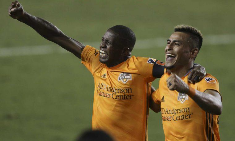 Dynamo Snap Winless Streak against FC Dallas
