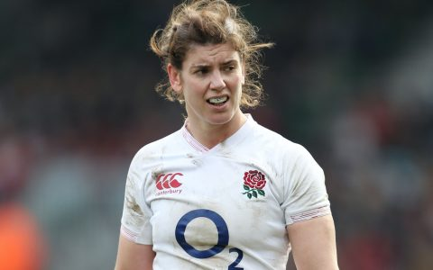 England Women without injured captain Sarah Hunter as they bid for Grand Slam