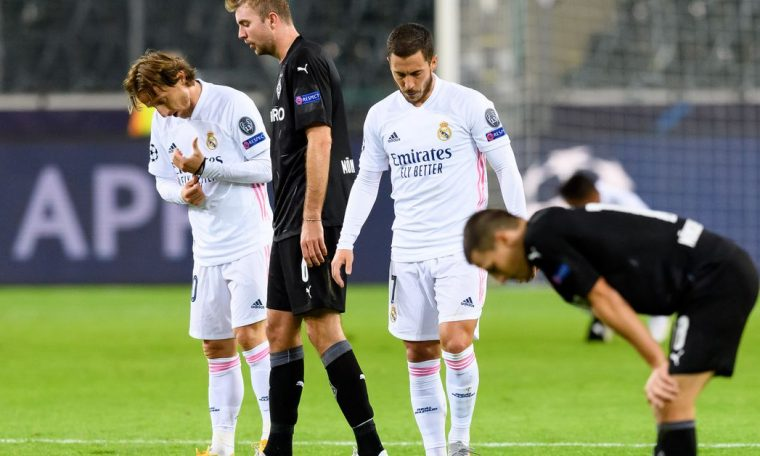 Four tactical points from the draw in Mੇਂnchengladbach