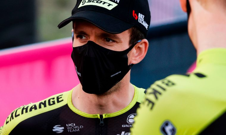 Britain's Simon Yates tested positive for coronavirus