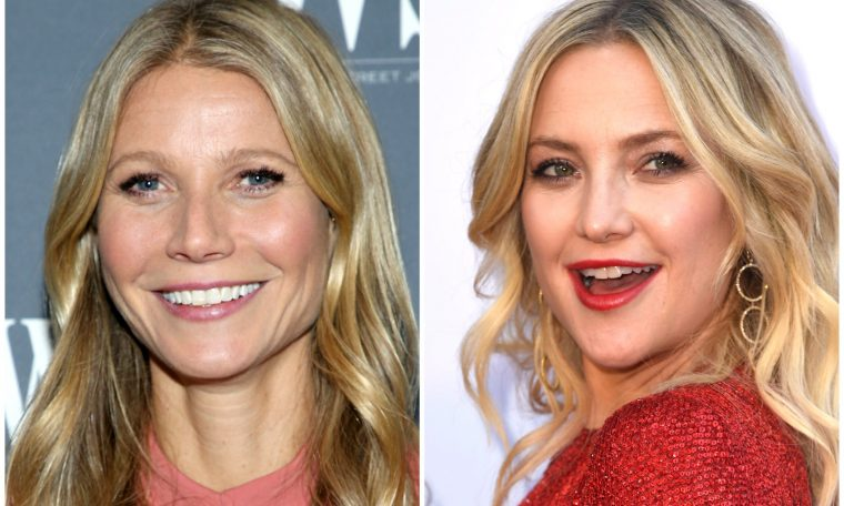 Kate Hudson Jokes Matthew McConaughey Was Her Worst On-Screen Kiss