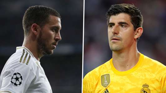 Hazard will explode at any moment at Real Madrid - Cortois