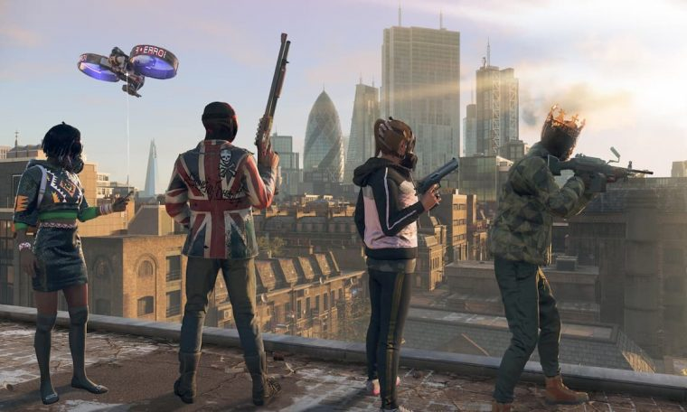 How to play Watch Dogs: Legion multiplayer