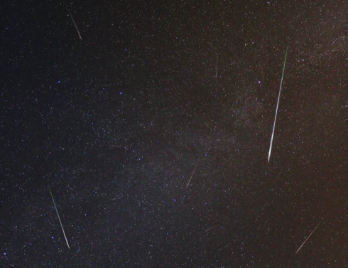 Orionid meteor shower will peak on October 21