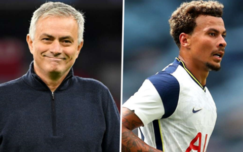 I feel 'sad' when I can't choose Ali - Mourinho urges Tottenham to seize the opportunity