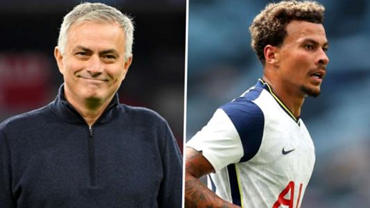 I feel 'sad' when I can't choose Ali - Mourinho urges Tottenham to seize the opportunity
