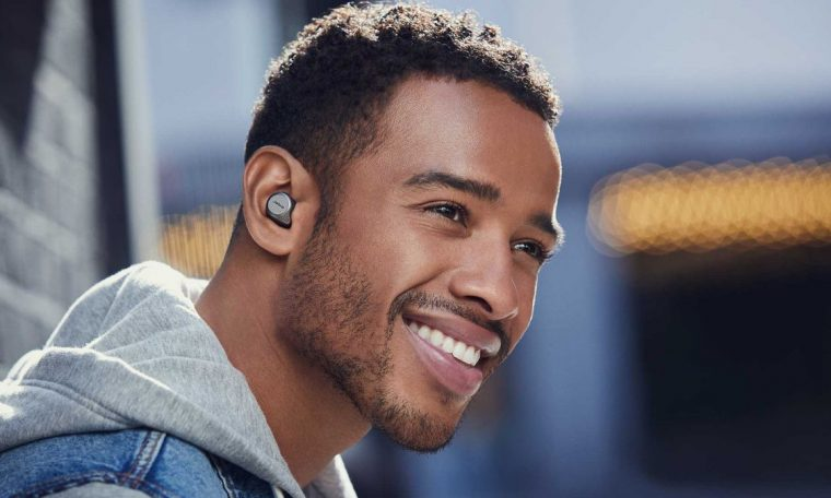 Jabra has released a free voice-over update for the Elite 75T Wireless earbuds.