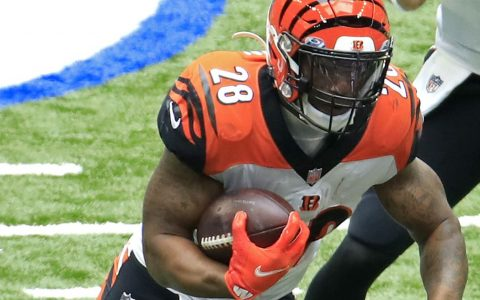 Joe Mixon Injury News: Bangles RB Injures Foot Vs Colts In NFL Week 6