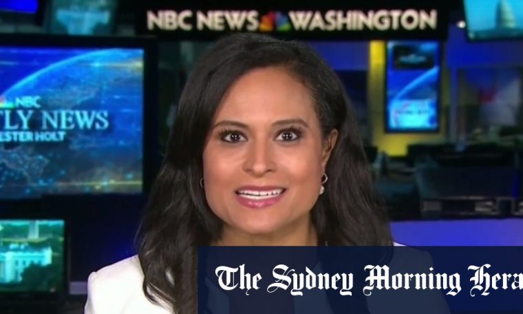 Kristen Welker, moderator of the presidential debate, received the biggest role of her career