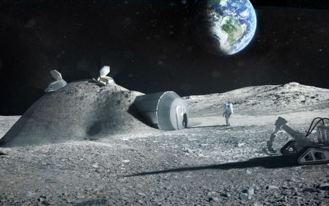 NASA has chosen Nokia to build the first mobile network on the moon