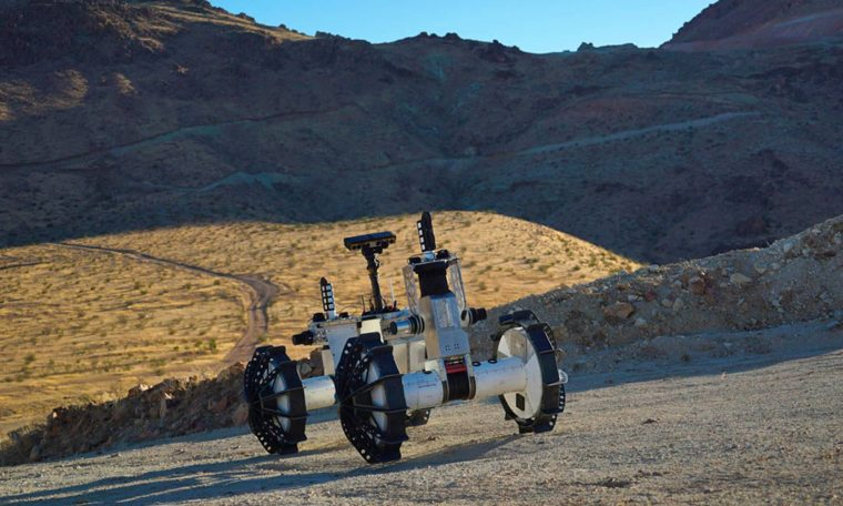 NASA's ridiculous rover concept can handle any field - BGR