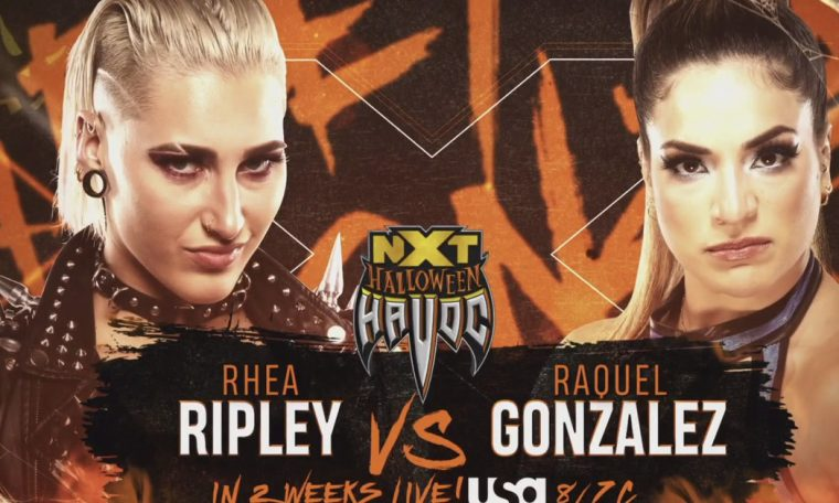 NXT booked a two-match nightmare, classic stipping for Halloween Havoc