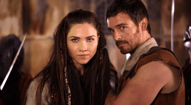 'Outpost' Season 3 Episode 1: Garrett and Talon get their moment, fans say 'this is all I ever wanted'