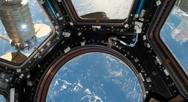 Oxygen supply failed only part of the ISS, but everyone is safe so far