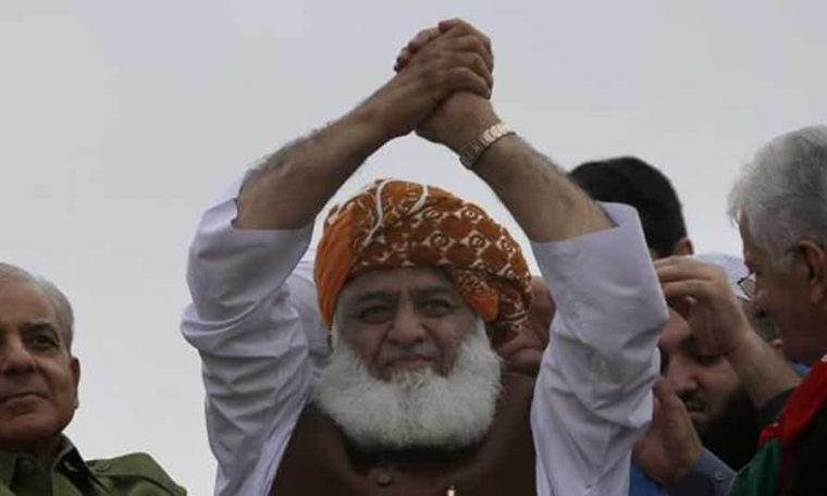 Cleric and leader of Islamist party