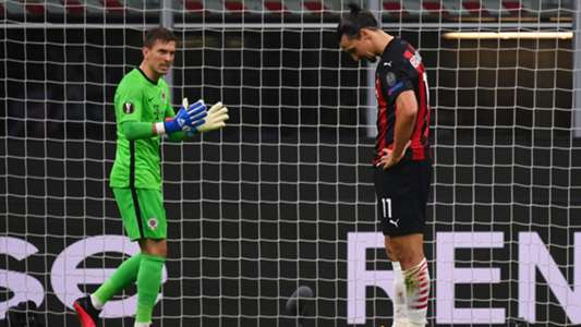 Paoli explains half-time Ibrahimovic alternative to Milan's Europa League victory