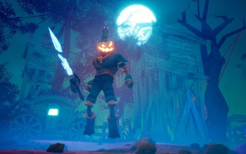 Pumpkin Jack offers Halloween Fun, Plus Ray Tracing and DLSS