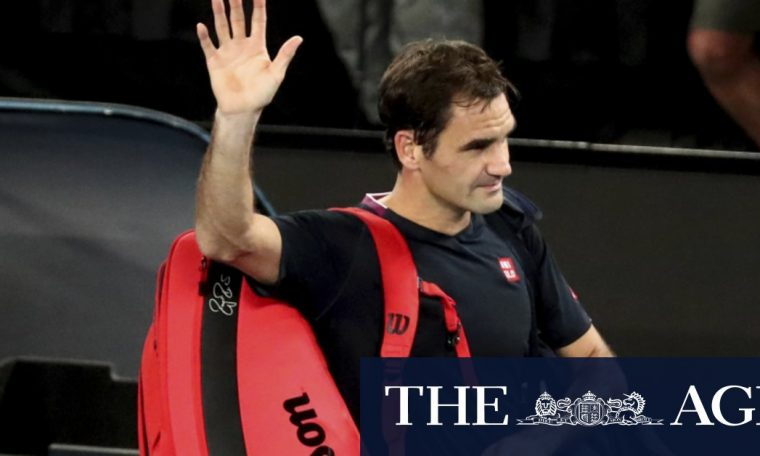 Roger Federer is committed to playing Serena Williams