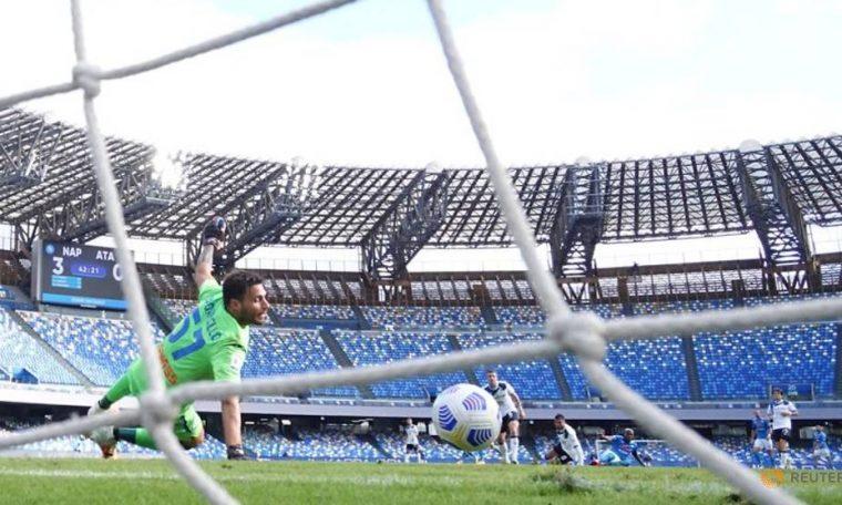 Soccer: Rampants feed Napoli Atlanta with their medicine