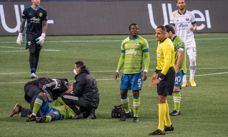 Sounder vs. Timbers, first half: Portland scores first