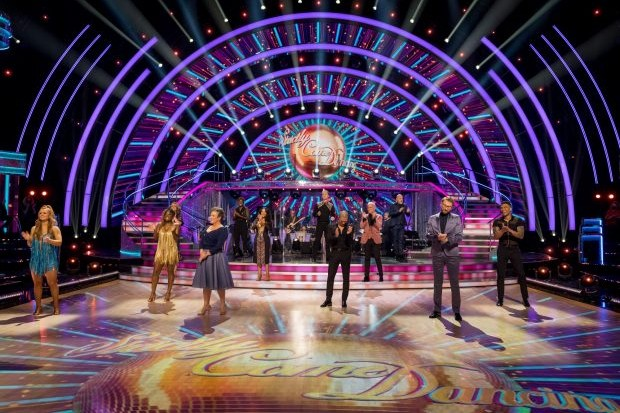 Strictly Dance 2020 Leaderboard    Scores of full judges live