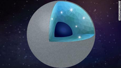 Studies show that diamond-filled planets could be beyond our solar system