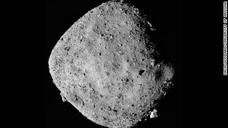 Asteroids have been orbiting the Earth for over a million years