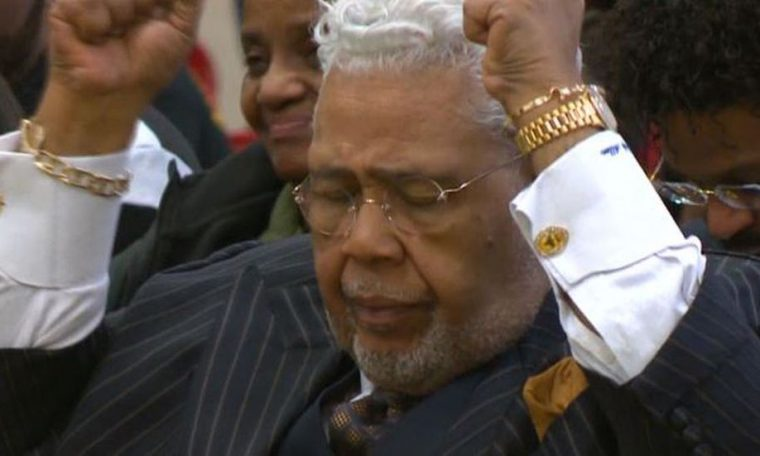 The great narrator of the Gospels, Bishop Rance Allen, has died at the age of 71