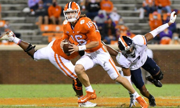 Trevor Lawrence test positive for Covid-19, will not play against Boston College on Saturday