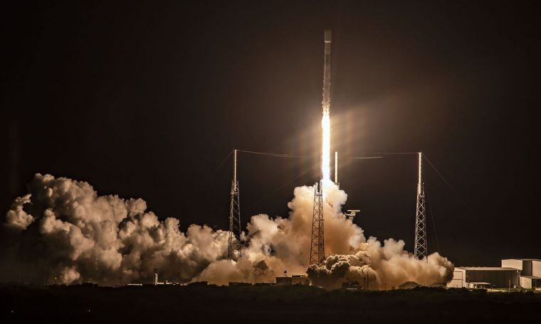 SpaceX Wins Contract To Build Satellites For The Pentagon