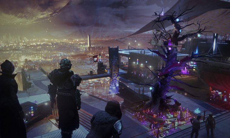 Watch the trailer for the third annual 'Destiny 2' Halloween event