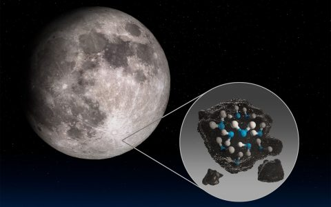 What does the discovery of water on the moon mean for the future?