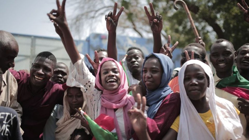 Despite the celebrations held since Sudan's transition to democracy last year, US sanctions have not been lifted.