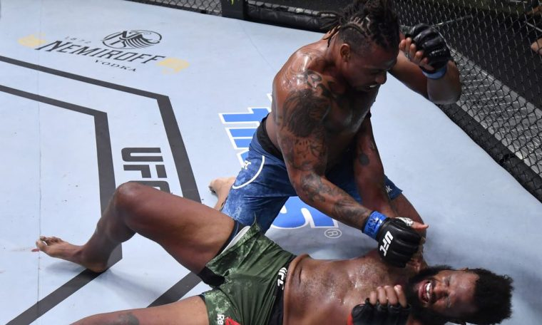 12 UFC Vegas results: Michelle wins hard against Philly, Hardy TKO's Green