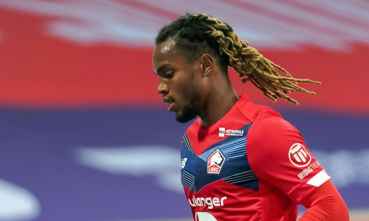 """Renato Sanchez: """"Honestly, I feel better than when I signed for Bayern a few years ago."""""""