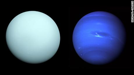 Scientists have found a secret in the old Voyager 2 figures.  So we need to look at Uranus and Neptune again