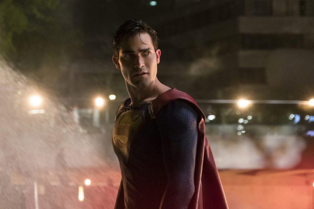 Superman and Lois: Tyler Hochlin
