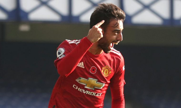 Everton v Manchester United: Win relieves pressure on Ole Gunnar