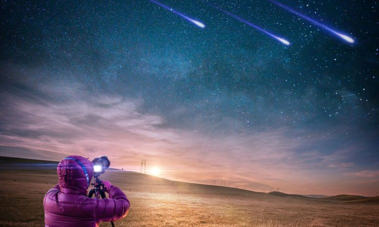 Watch for the Orionid Meteor Shower