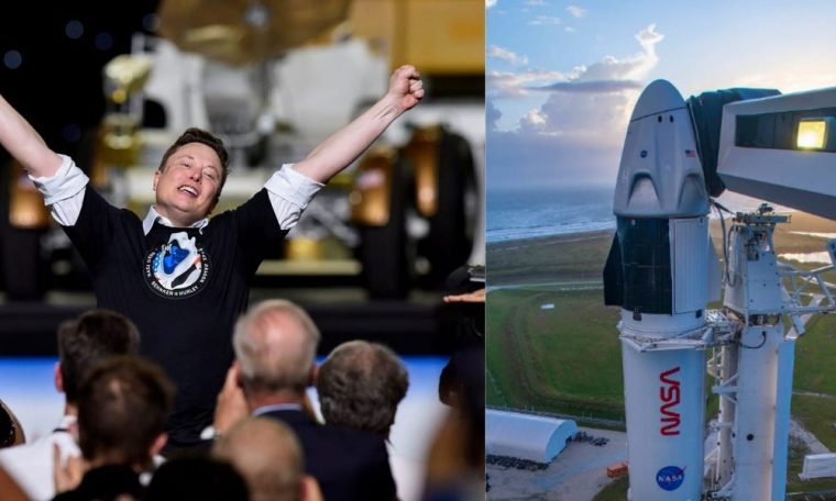 NASA certifies SpaceX's Falcon 9 and Crew Dragon human spaceflight system