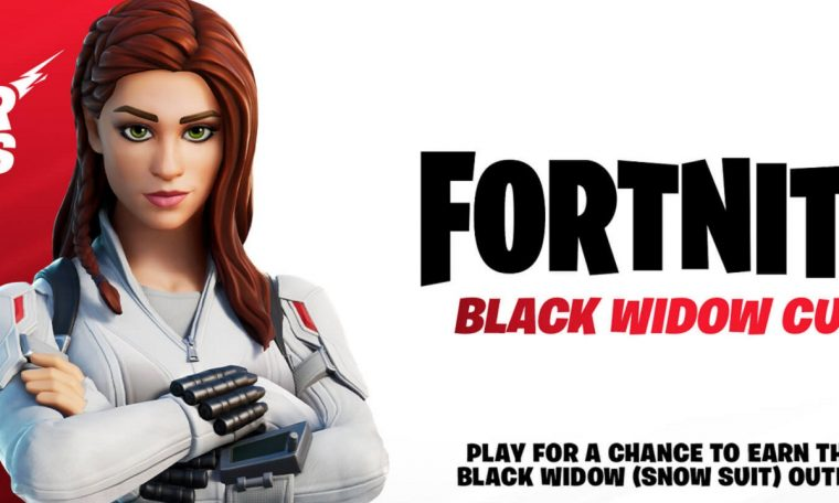 How To Get Black Widow Skin For Free - Black Widow Cup - HITC Launch Time