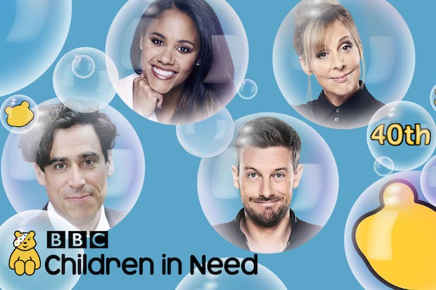 Children in need 2020 |  When is it on the BBC?  Start time, how to look