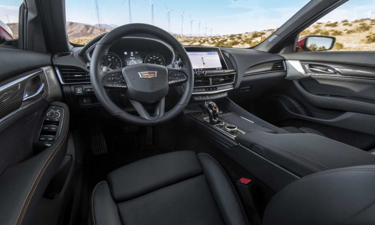 Drive: Cadillac's 2020 CT5 is a highly powered and luxurious ride for drivers