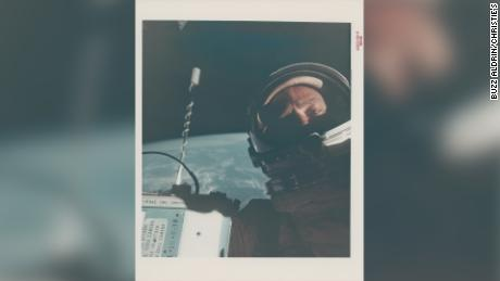 Rare NASA photos for auction, Neil Armstrong's only photo on the moon