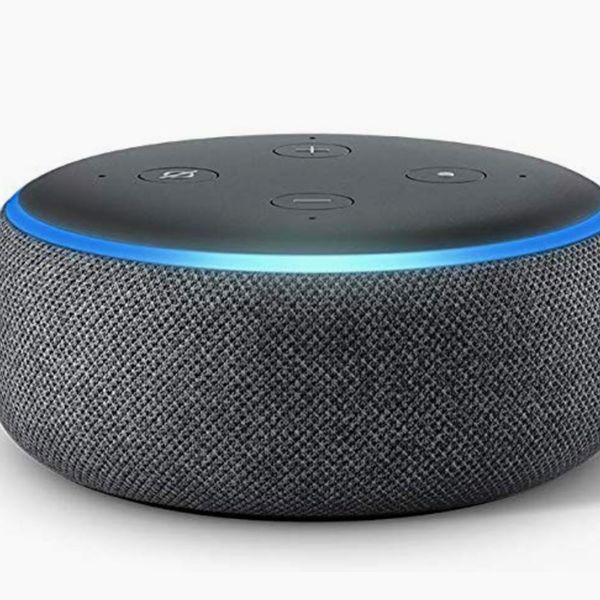 Echo Dot Smart Speaker with Elco